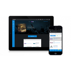SiriusXM Business Music on Your Phone or Tablet