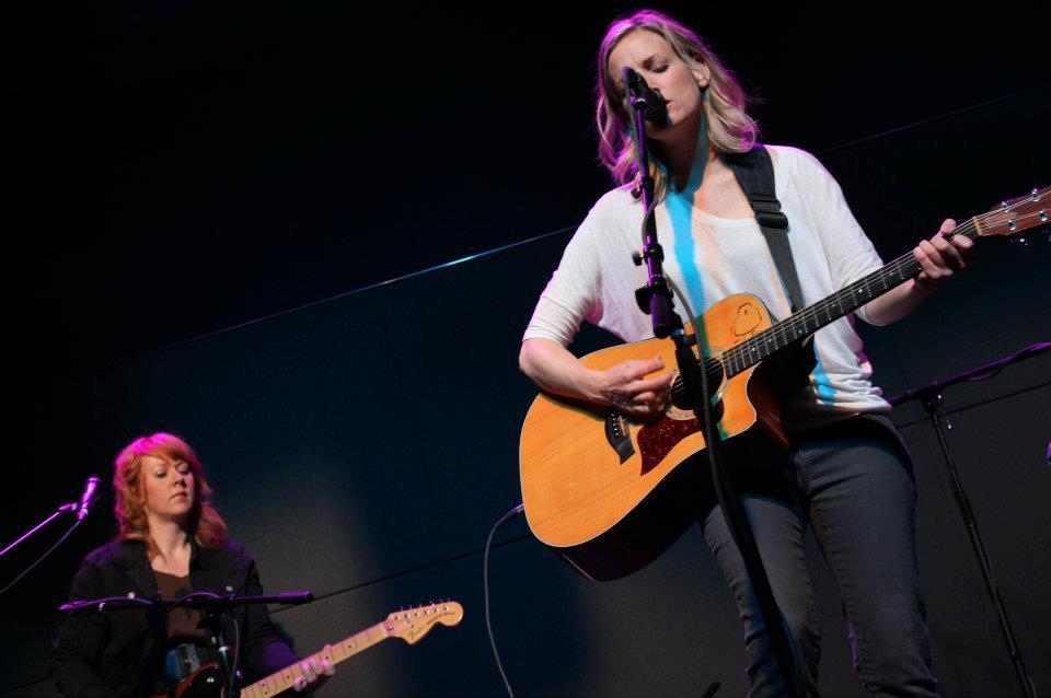 Katie Herzig - PlayLive