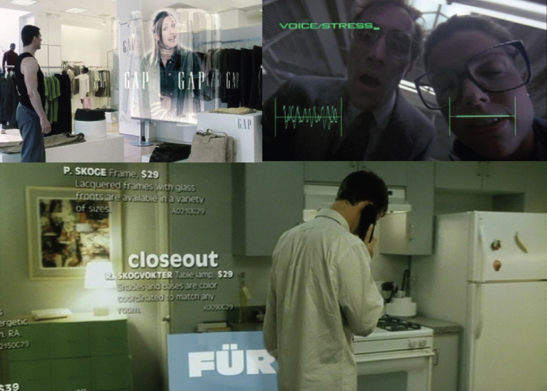 Minority Report - Robocop - Fight Club